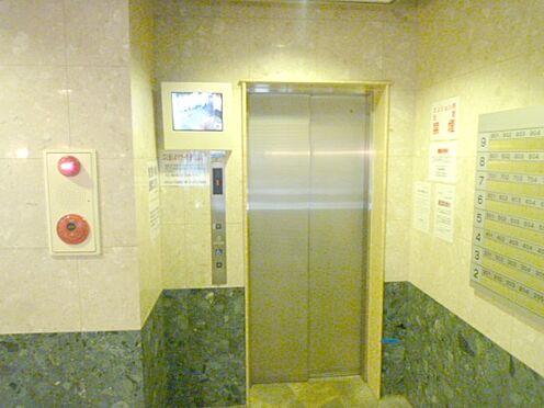 マンション(建物一部)-大阪市都島区片町2丁目 カメラ付きのエレベーター