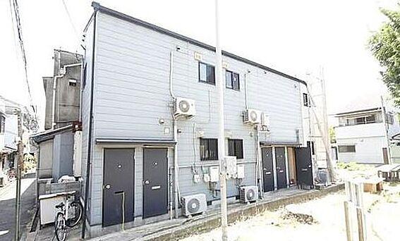 アパート-大阪市西成区天下茶屋東2丁目 外観