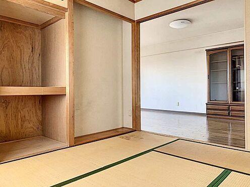中古マンション-刈谷市小山町1丁目 あると嬉しい和室!