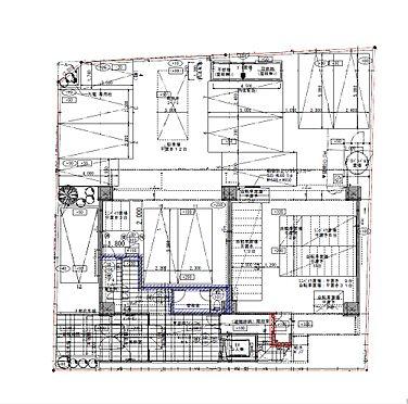 マンション(建物全部)-福岡市博多区麦野4丁目 1階平面図