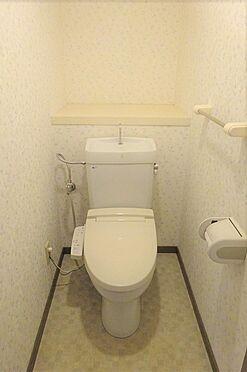 中古マンション-国分寺市東恋ヶ窪3丁目 トイレ
