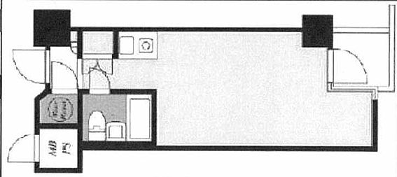 マンション(建物一部)-豊島区東池袋1丁目 間取り