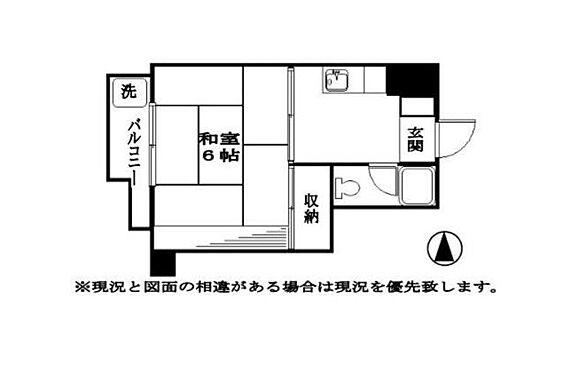 マンション(建物一部)-墨田区両国4丁目 間取り