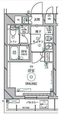 マンション(建物一部)-墨田区菊川1丁目 間取り