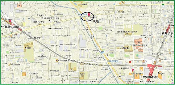 マンション(建物一部)-川崎市中原区小杉御殿町2丁目 その他