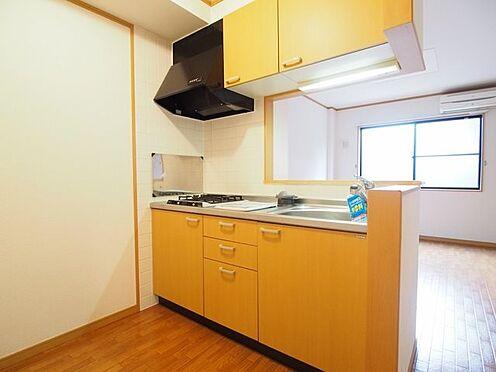 アパート-直方市大字感田 103号室キッチン
