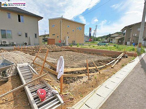 新築一戸建て-一関市南町 外観
