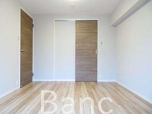 中古マンション-墨田区亀沢2丁目 梁の無い洋室で家具の配置がしやすい間取りです