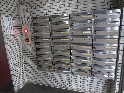 中古マンション-中央区新川2丁目 メールボックス