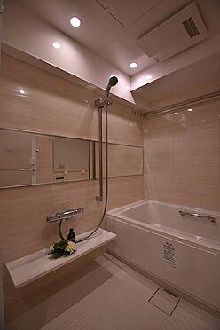 中古マンション-港区芝浦4丁目 乾燥機付の浴室