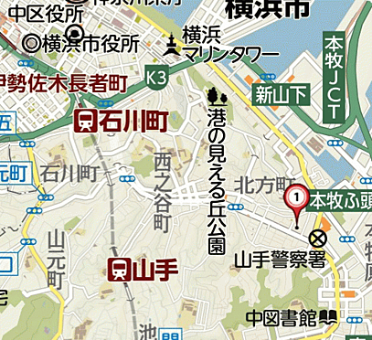 マンション(建物一部)-横浜市中区本牧町 その他