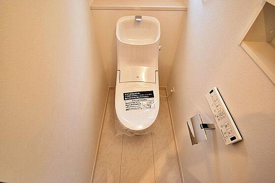 新築一戸建て-杉並区永福3丁目 トイレ