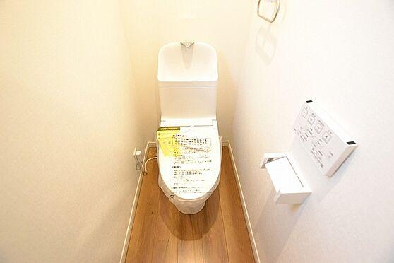新築一戸建て-練馬区谷原1丁目 トイレ
