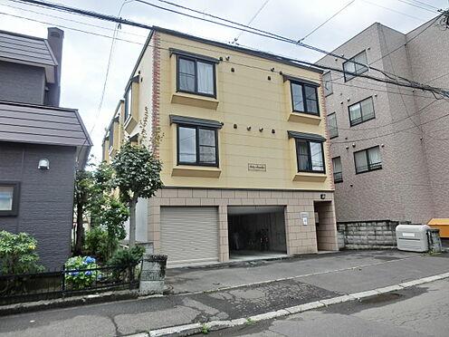 アパート-札幌市白石区栄通21丁目 外観