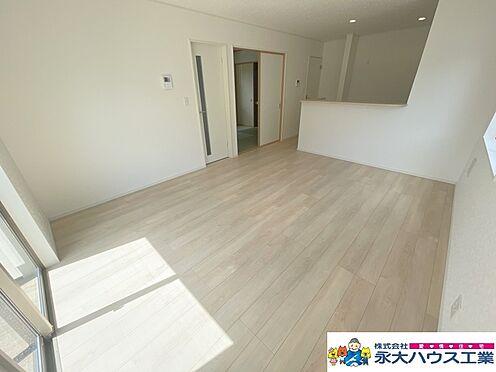 新築一戸建て-仙台市太白区西多賀5丁目 居間