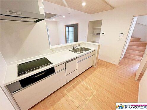 新築一戸建て-岩沼市相の原2丁目 キッチン