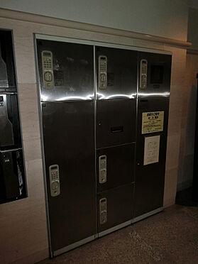 マンション(建物一部)-豊島区西巣鴨1丁目 宅配ボックス完備