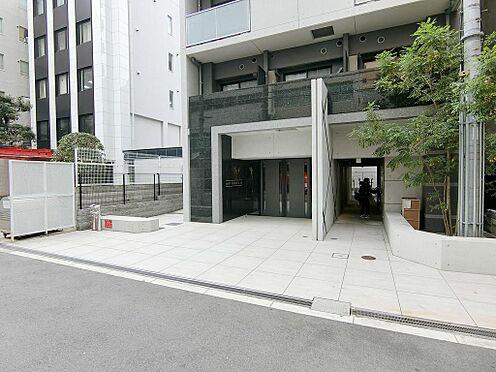 区分マンション-大阪市福島区海老江1丁目 エントランス 平成28年築