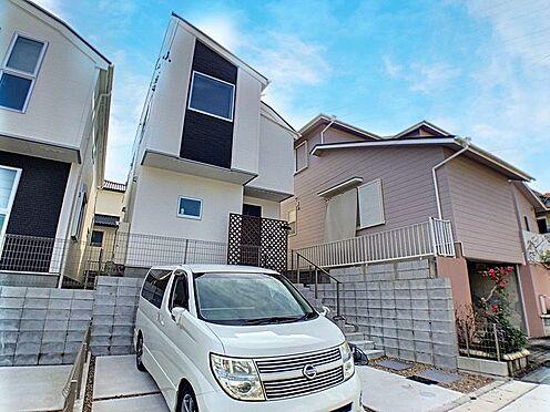 中古一戸建て-名古屋市緑区乗鞍1丁目 駐車は2台可能です