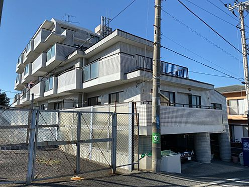 区分マンション-横須賀市大矢部3丁目 外観