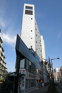 事務所(建物一部)-渋谷区本町4丁目 外観