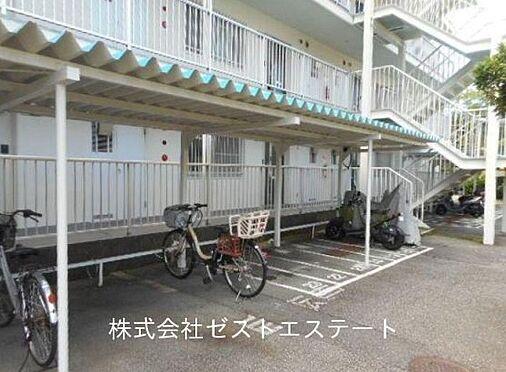 マンション(建物一部)-神戸市東灘区住吉山手8丁目 便利な駐輪スペースあり