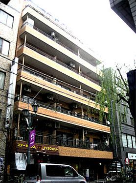 マンション(建物一部)-新宿区新宿1丁目 外観