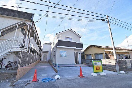 新築一戸建て-仙台市宮城野区平成2丁目 外観