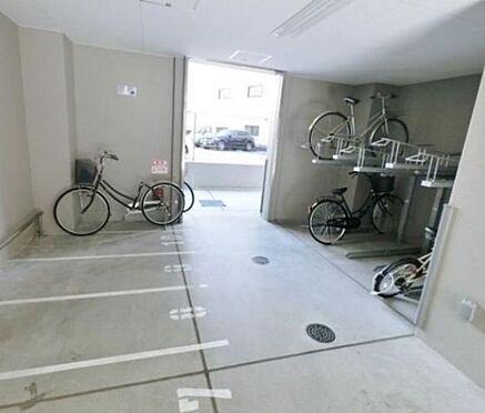 マンション(建物一部)-大阪市都島区中野町1丁目 屋内駐輪場有り