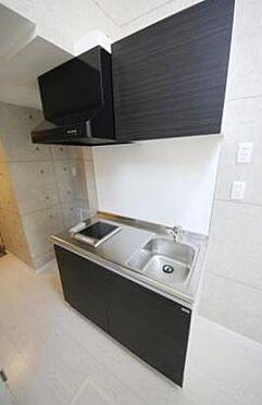 アパート-大和市南林間8丁目 キッチン