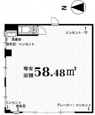 中古マンション-横浜市港南区最戸1丁目 間取り