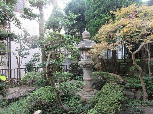 中古一戸建て-横浜市緑区白山4丁目 日本庭園風の裏庭