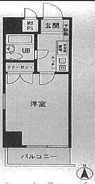 中古マンション-江東区亀戸9丁目 間取り