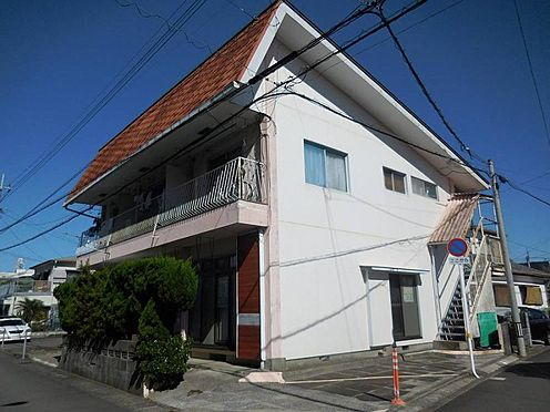 アパート-宮崎市吾妻町 外観