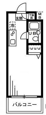 マンション(建物一部)-豊島区池袋本町4丁目 間取り
