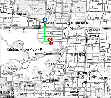 区分マンション-松山市緑町1丁目 その他