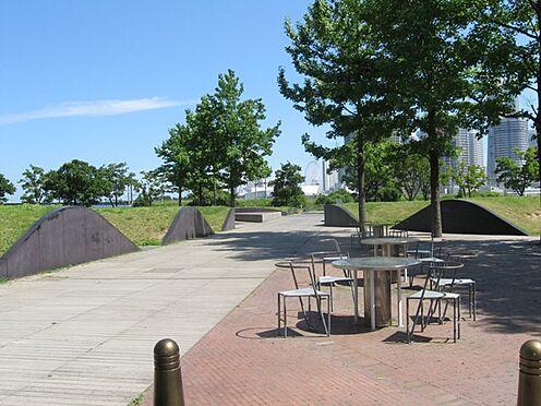 区分マンション-横浜市神奈川区栄町 ポートサイド公園(106m)