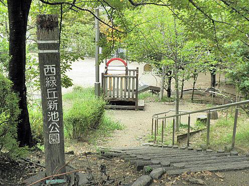 店舗事務所(建物全部)-豊中市緑丘4丁目 西緑丘新池公園 約190m 徒歩3分