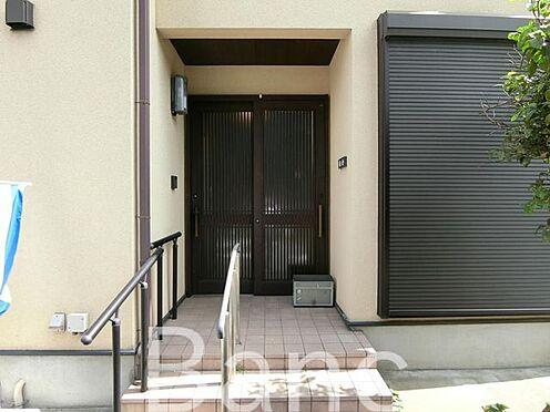 中古一戸建て-大田区新蒲田3丁目 玄関