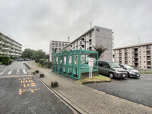 中古マンション-豊田市保見ケ丘6丁目 敷地内にゴミ捨て場があるのでお出かけついでにゴミ捨て完了しました!