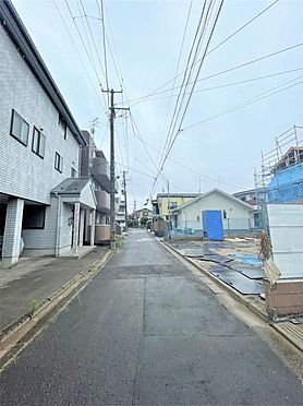 戸建賃貸-仙台市宮城野区平成1丁目 外観
