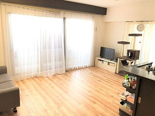 中古マンション-名古屋市緑区八つ松2丁目 15帖超えの開放感溢れるLDK!