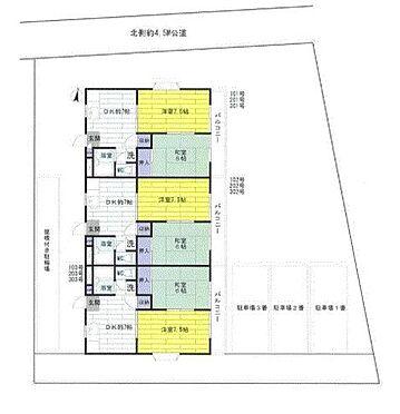 アパート-足立区本木2丁目 メゾンアヅマ・ライズプランニング