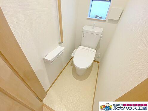 戸建賃貸-仙台市泉区南光台1丁目 トイレ