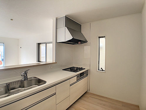 戸建賃貸-名古屋市北区如来町 お料理がしたくなる、そんな嬉しい・楽しいキッチンです♪