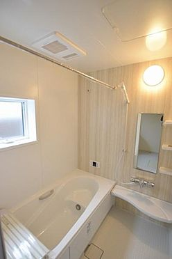 新築一戸建て-仙台市宮城野区自由ケ丘 風呂