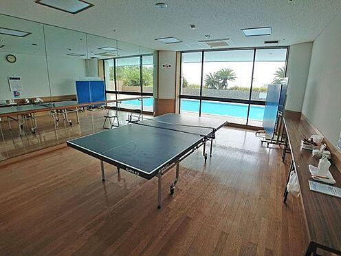 中古マンション-賀茂郡東伊豆町奈良本 温泉といえば卓球ですね。