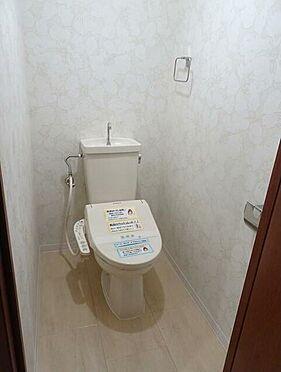 マンション(建物一部)-北九州市八幡西区若葉3丁目 トイレ