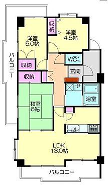 マンション(建物一部)-仙台市青葉区双葉ケ丘1丁目 間取り