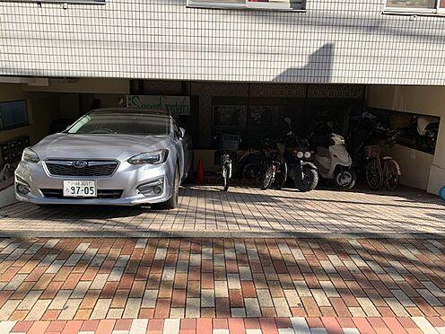 マンション(建物全部)-川崎市幸区下平間 駐車場